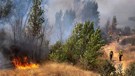Remote towns evacuated as California wildfire grows | News ...