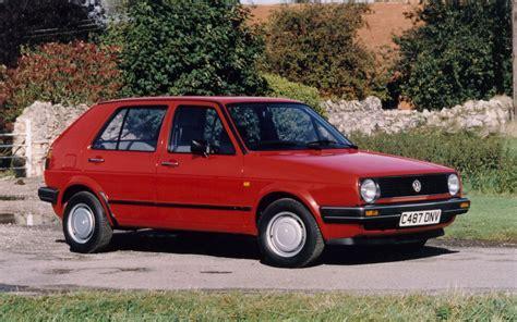 volkswagen hatchback volkswagen golf hatchback review 1984 1992 parkers