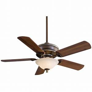 Minka Aire 52 U0026quot  Bolo 5 Blade Ceiling Fan With Remote