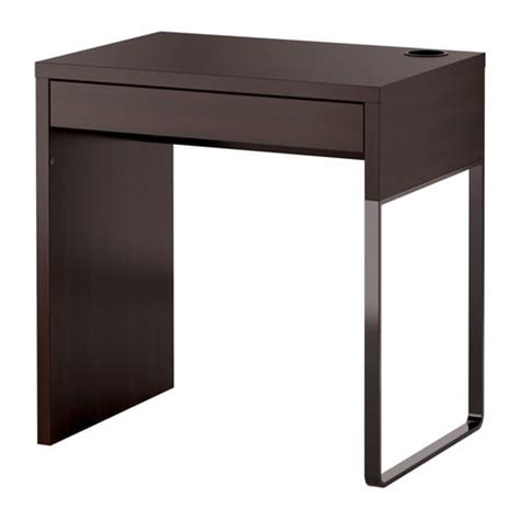 micke desk ikea micke desk black brown ikea