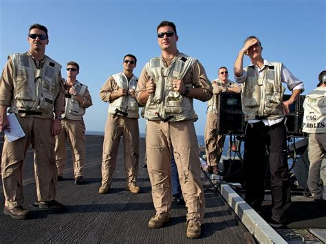 Row The Boat Signal The Plane by Life Aboard An Aircraft Carrier Military Aviation Air