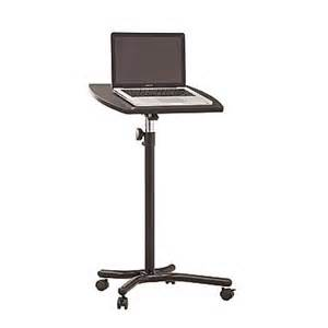 coaster 174 desk laptop stands with casters staples 174