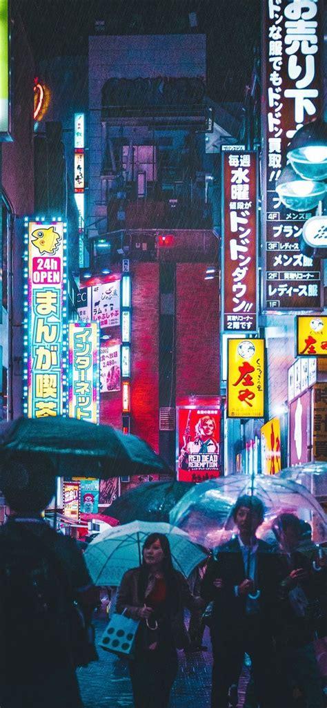 shibuya japan iphone  wallpaper   japanese