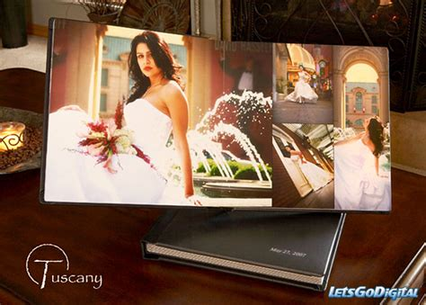 a wedding album leather wedding photo albums letsgodigital