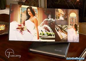 Leather wedding photo albums letsgodigital for Wedding albums for photographers