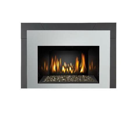 contemporary gas fireplace ebay