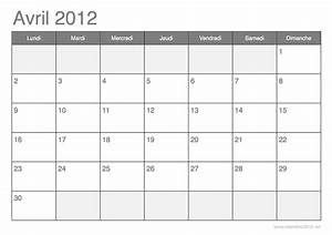 Calendrier Par Mois : calendrier 2012 imprimer ~ Dallasstarsshop.com Idées de Décoration