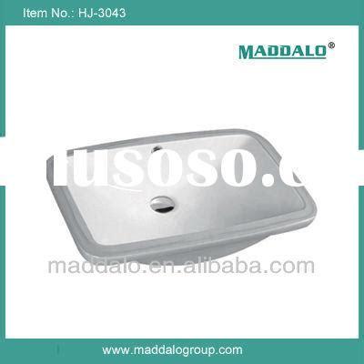 kitchen sinks porcelain basin sink basin sink manufacturers in 3043