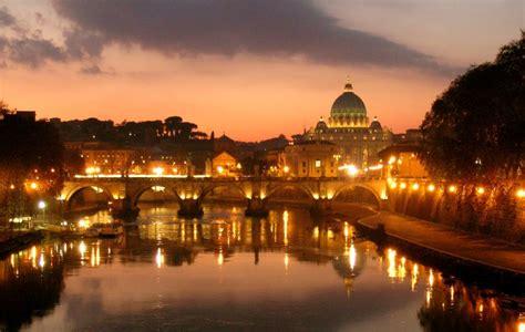 rome   night rome information