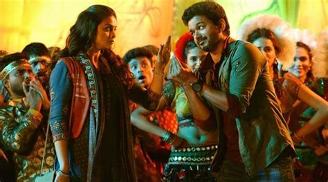Vijay And Keerthy Suresh Feature