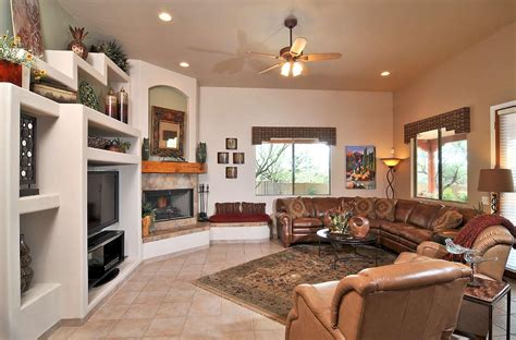 The Warmth Of A Southwest Home  Lazboy Arizona