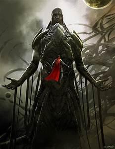 Dr. Strange: Dormammu Concept Art 2