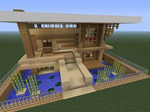 Modern minecraft house looks cool but very difficult to for Things to know when building a house