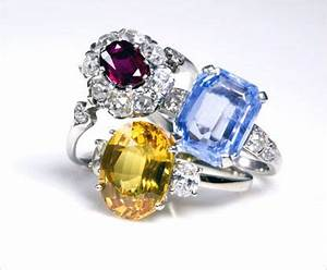 wedding rings with colored stones images With wedding rings with colored stones