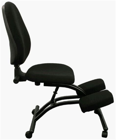 kneeling desk chair review ergonomic kneeling posture office chair w back wheels