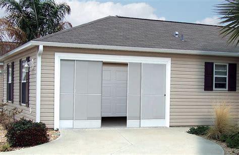 garage screen doors lanier aluminum products