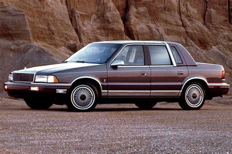 free online auto service manuals 1992 chrysler new yorker spare parts catalogs 1990 94 chrysler lebaron sedan consumer guide auto