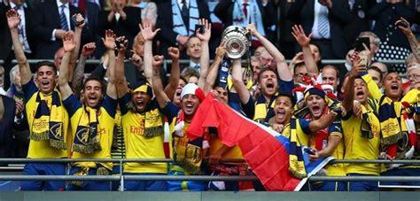 FA Cup Final Arsenal vs Aston Villa Highlights: Watch the ...