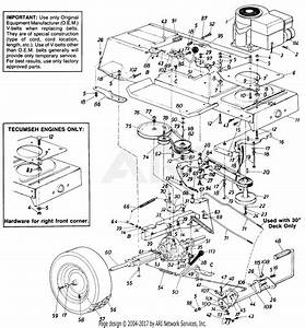 Mtd Task Force Mdl 139 95185 Parts Diagram For Parts