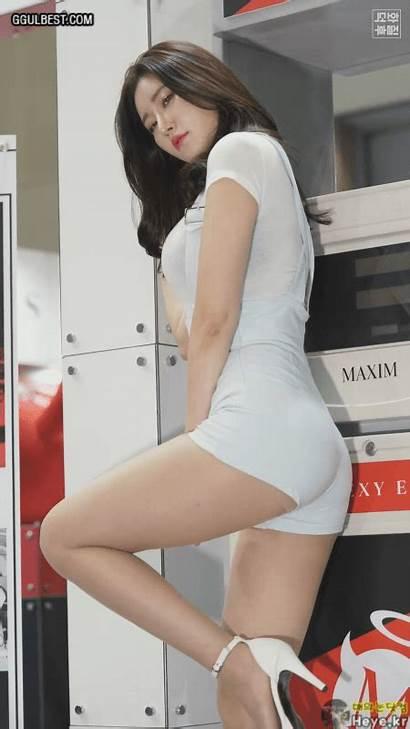 Kim Ggulbest Sarang Through Maxim Bra Factory