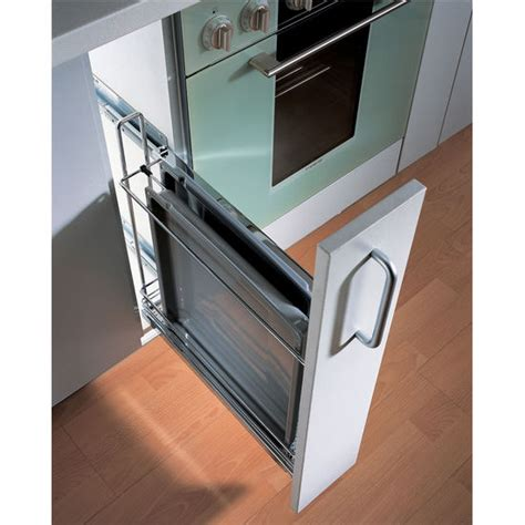base cabinet pull out hafele base cabinet pull out for baking trays w dening