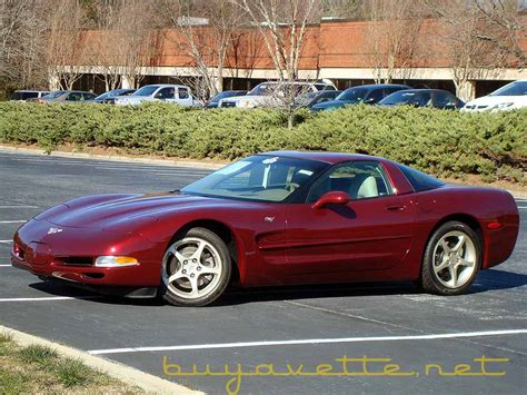 50th Anniversary Corvette by 2003 Corvette 50th Anniversary For Sale