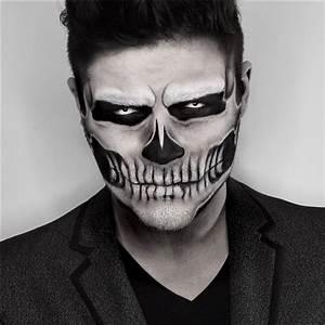 21 Halloween Makeup Ideas For Men | Halloween makeup ...
