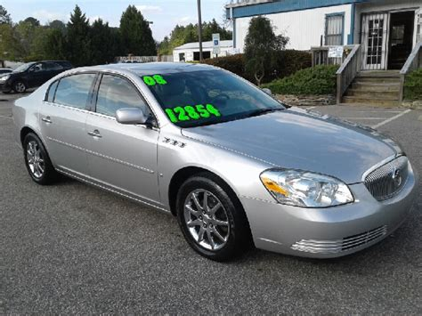 2008 Buick Lucerne by 2008 Buick Lucerne Cxl 4dr Sedan In Fayetteville Nc