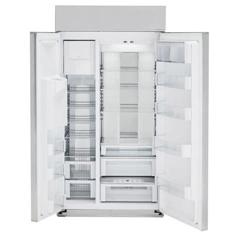 refrigeradora side  side ge monogram  cu ft ambitec