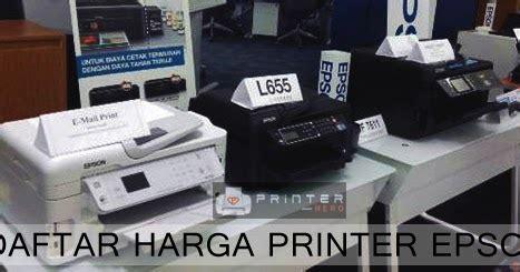 update daftar harga printer epson terbaru januari 2019 printer heroes