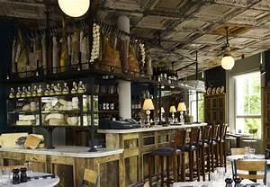 Kitchen inspiration- vintage & industrial designs for an