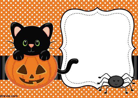 printable halloween free printable invitations templates free invitation templates drevio