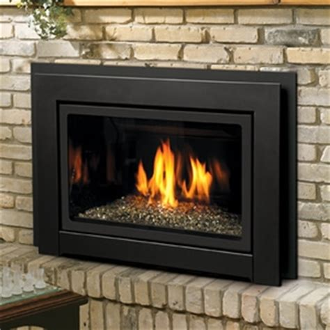 direct vent gas fireplace insert kingsman idv33 gas fireplace insert direct vent 31 000 btu