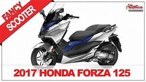 Honda 125 Scooter : pretty design 2017 honda forza 125 scooter price specification review youtube ~ Medecine-chirurgie-esthetiques.com Avis de Voitures
