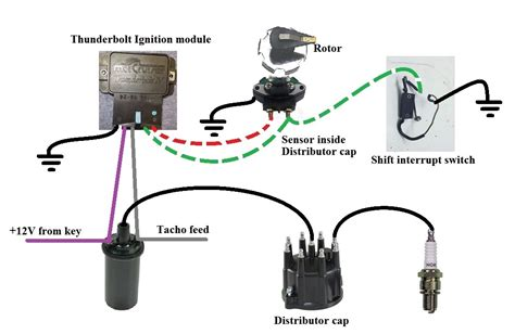 Mercury Thunderbolt Wiring Diagram by Mercury Thunderbolt Ignition Wiring Diagram Electrical