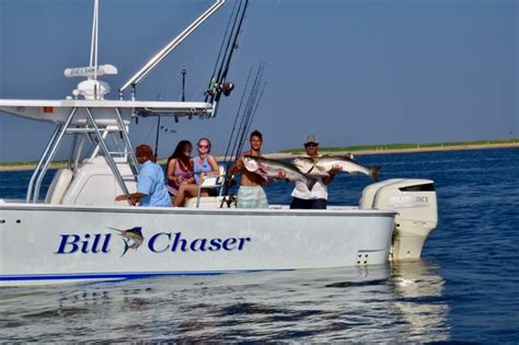 Charter Boat Fishing Jersey by Charter Fishing Trips Highlands Nj Bill Chaser