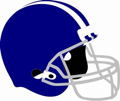 Helmet Football Clipart Clip Transparent Helmets Cliparts