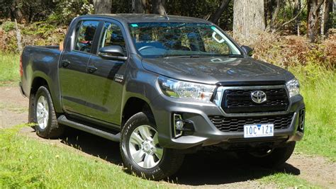 2019 Toyota Diesel Hilux by Toyota Hilux 2019 Review Sr Auto Carsguide