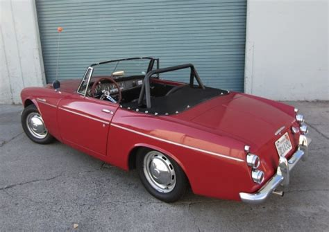 Datsun 1600 For Sale by Bat Exclusive 1967 Datsun 1600 Roadster Bring A Trailer