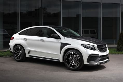 topcar mercedes benz gle coupe inferno carbon modcarmag