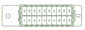 2009 Daewoo Nexia Relay Fuse Box Diagram  U2013 Auto Fuse Box