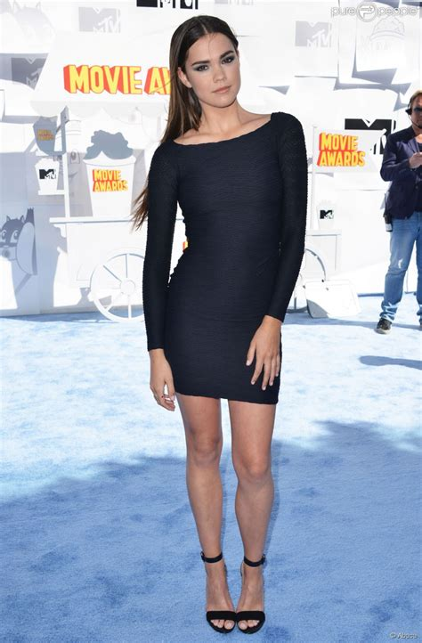 Maia Mitchell Height, Weight, Body Measurements, Age, Bra ...