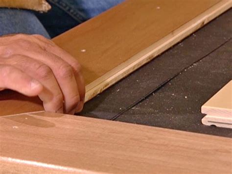 make hardwood floor spline how to install new stair treads and railings how tos diy