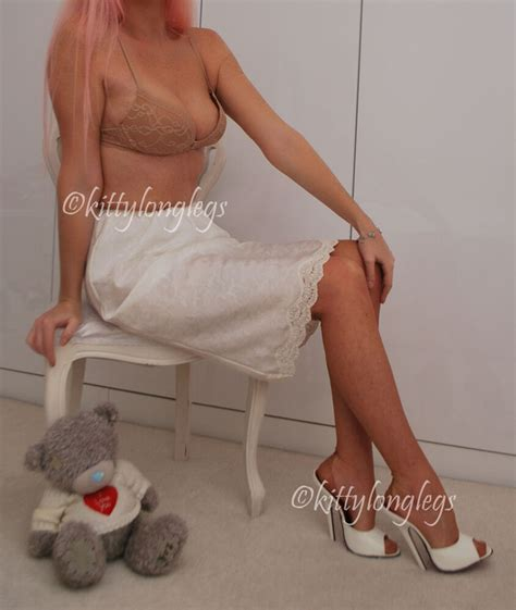 vintage ivory shiny skirt waist slip size 14 ebay
