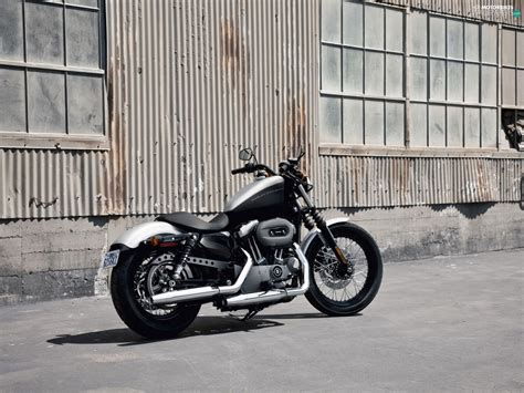 Shacks, Chopper, Harley Davidson Xl1200n Nightster