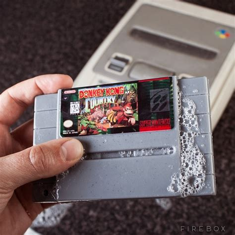 Soap Bars Shaped Like Old School Super Nintendo And Game
