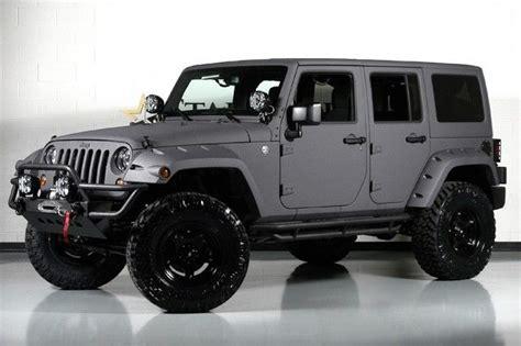 jeep grey flat grey jeep wrangler google search omeday