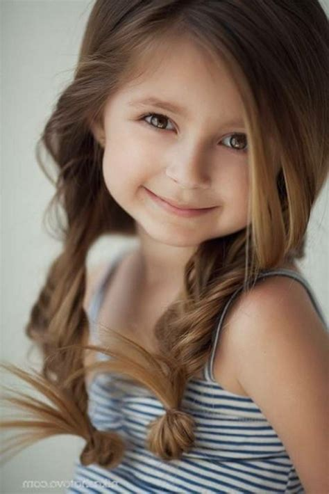 sweet and easy little girls hairstyles all for fashions