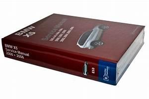 Bmw X5 Reparasjonsh U00e5ndbok  Bmw X5  E53  Repair Manual  2000-2006