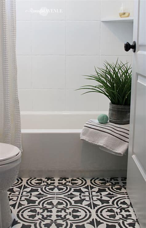 How To Paint Shower Tile  Remington Avenue